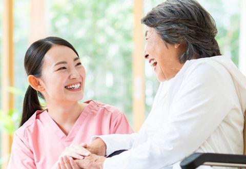 広島のクリエイトが行う人材派遣の介護・医療・保育系