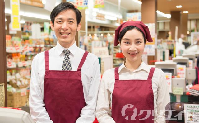 スーパー店内スタッフ♪短時間×週3日~OK!仕事いろいろ!