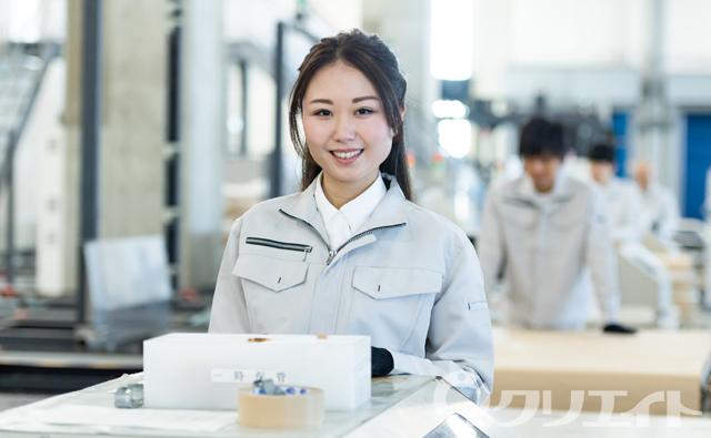 【お祝い金3万円☆】おしゃれな工場で針の検査☆女性活躍中!!バス停すぐ!