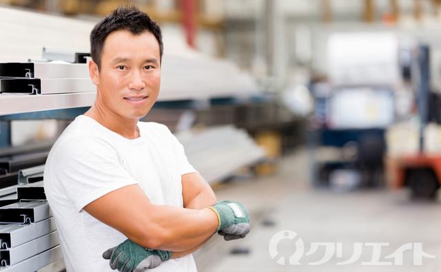 機械部品の運搬と組立サポートのお仕事