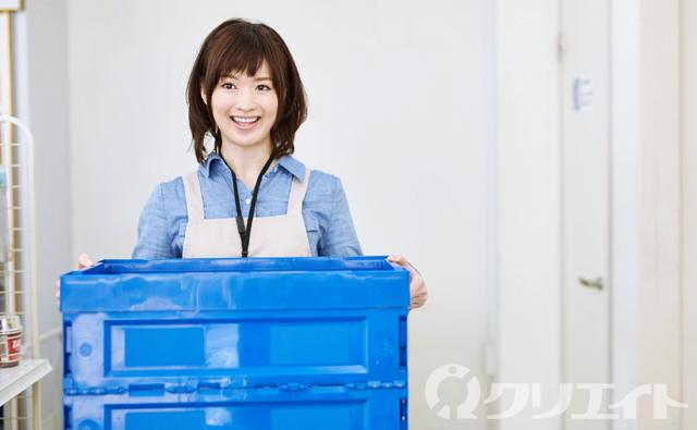 コンビニ商品のピッキング(扶養内勤務OK!)