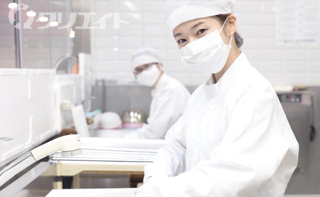 お菓子工場の製造サポート【短期】