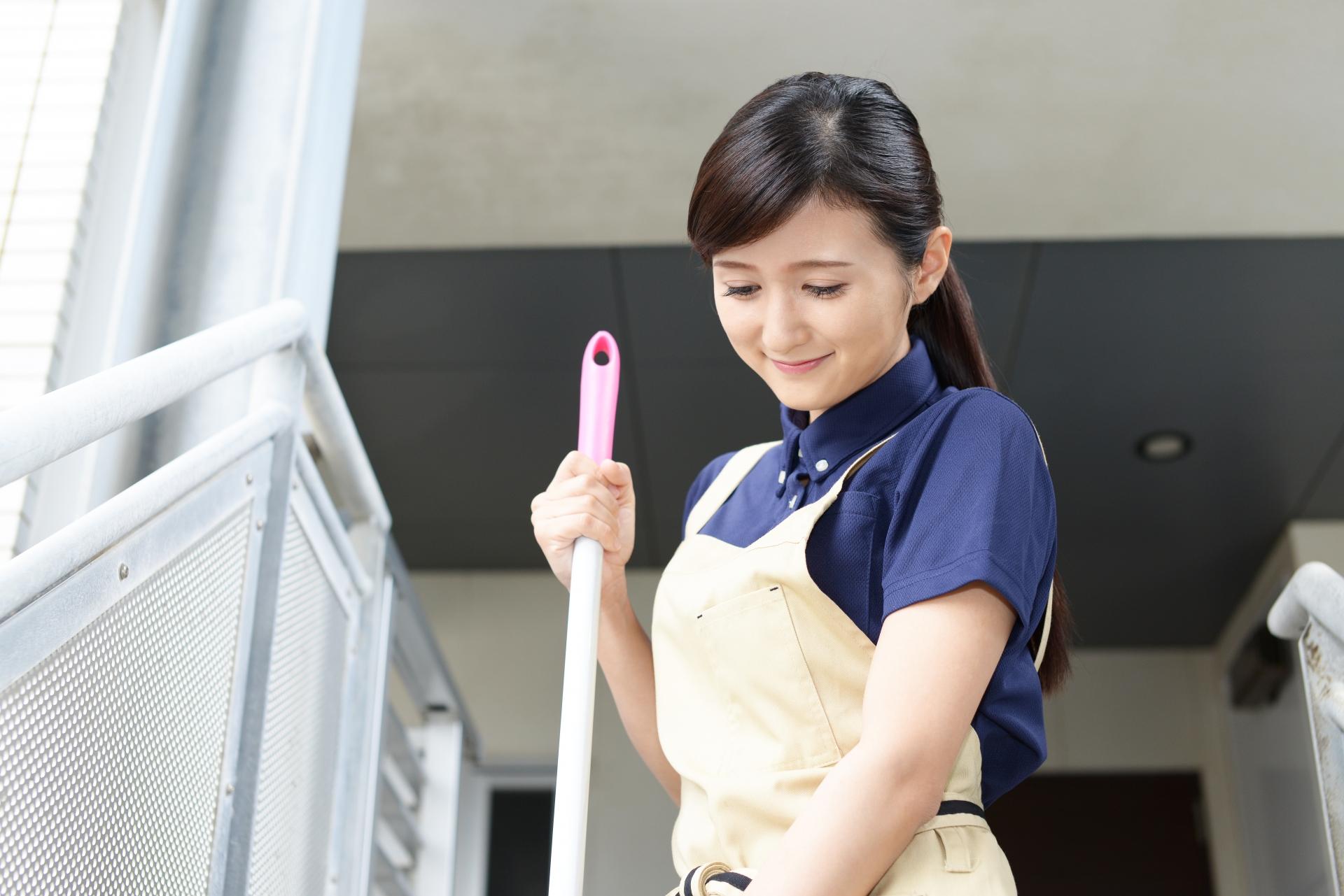 カンタン掃除屋さん急募!!【日払いOK!!】